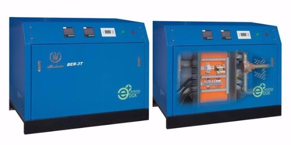 空压机余热回收,工厂企业的节能利器!
