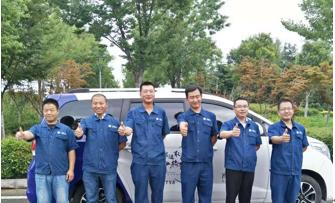 青岛空压机维修服务人员