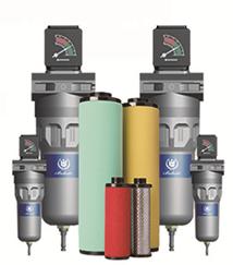 青岛空压机维修-空气滤清器