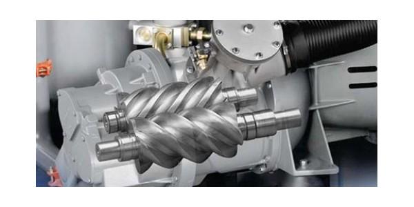 使用劣质螺杆空压机油,故障停机影响生产!