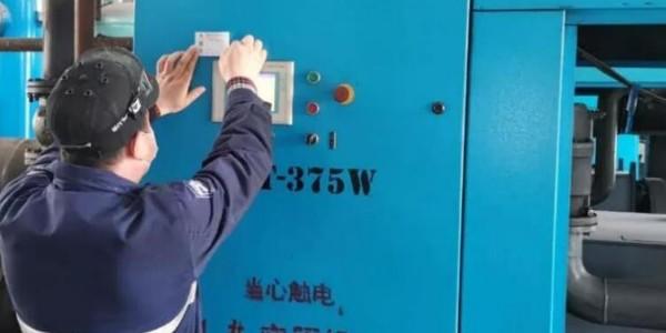 空压机房存在的安全隐患及应对措施!