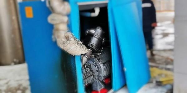 天冷了,螺杆空压机的正确启动方式你get到了吗?