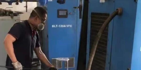 有了这5步,轻松解决空压机高温问题!