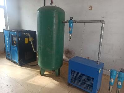 浅谈空压机储气罐的作用?