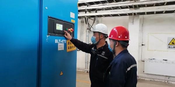 空压机房如何安全用电?