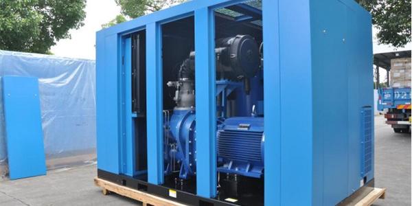 空压机在使用过程中常见的故障及原因分析