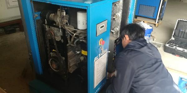 如何提高螺杆空压机压缩空气的质量?