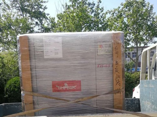 睿寂行与青岛某包装公司螺杆空压机项目正式达成合作
