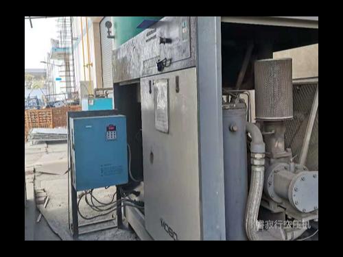 油冷永磁变频空压机,助力智能汽车行业发展!
